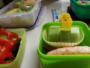 Her mit den Ideen: Frühstück für den Kindergarten