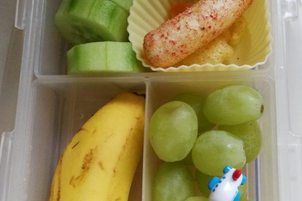 Obst für den Kindergarten