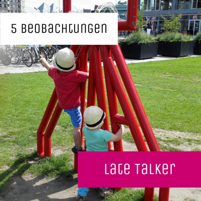 Late Talker – wenn Kinder spät sprechen