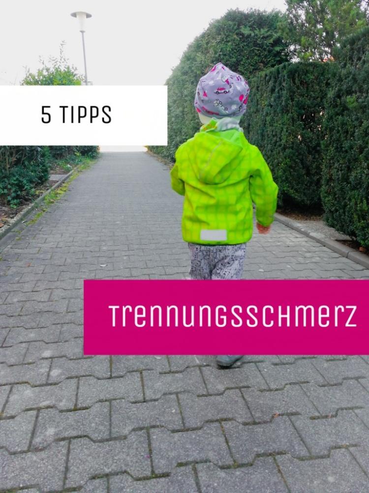 5 Tipps gegen Trennungsschmerz im Kindergarten