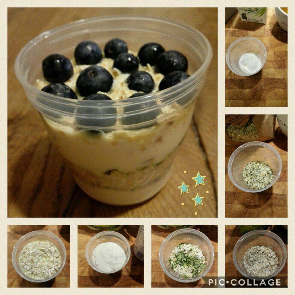Schichtjoghurt