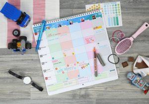 """Familienplaner: Mein """"Persönlicher Kalender"""" ist praktisch und schick"""