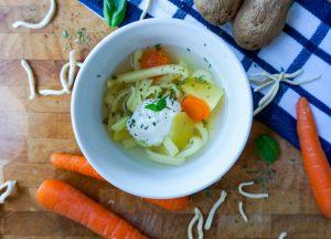 Read more about the article Kartoffel-Spätzle-Eintopf- ein unglaublich schnelles Essen für Kinder