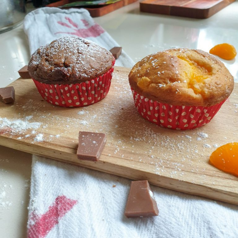Blitzschnelle Muffins ohne Ei – ein schnelles Grundrezept ohne Aufwand (vegan)