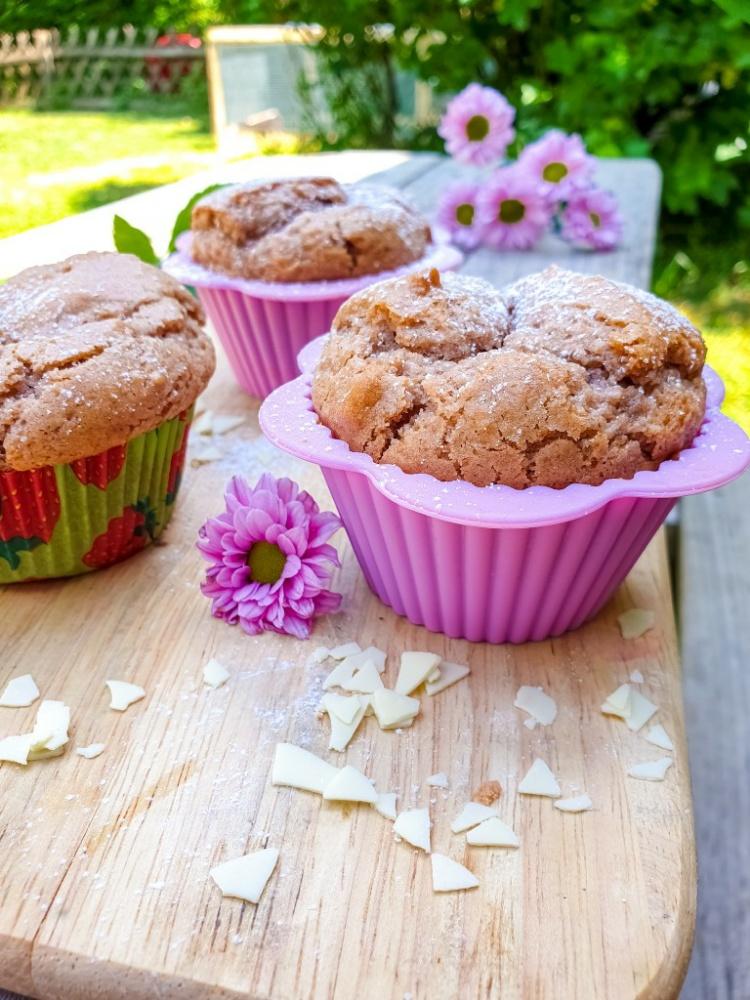 Becherrezept: Eine schnelles Rezept für Muffins ohne Ei – gelingsicher und wenig Aufwand