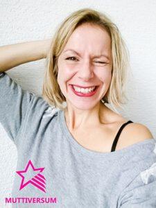 Miriam Fuz ist Gründerin des Muttiversums.