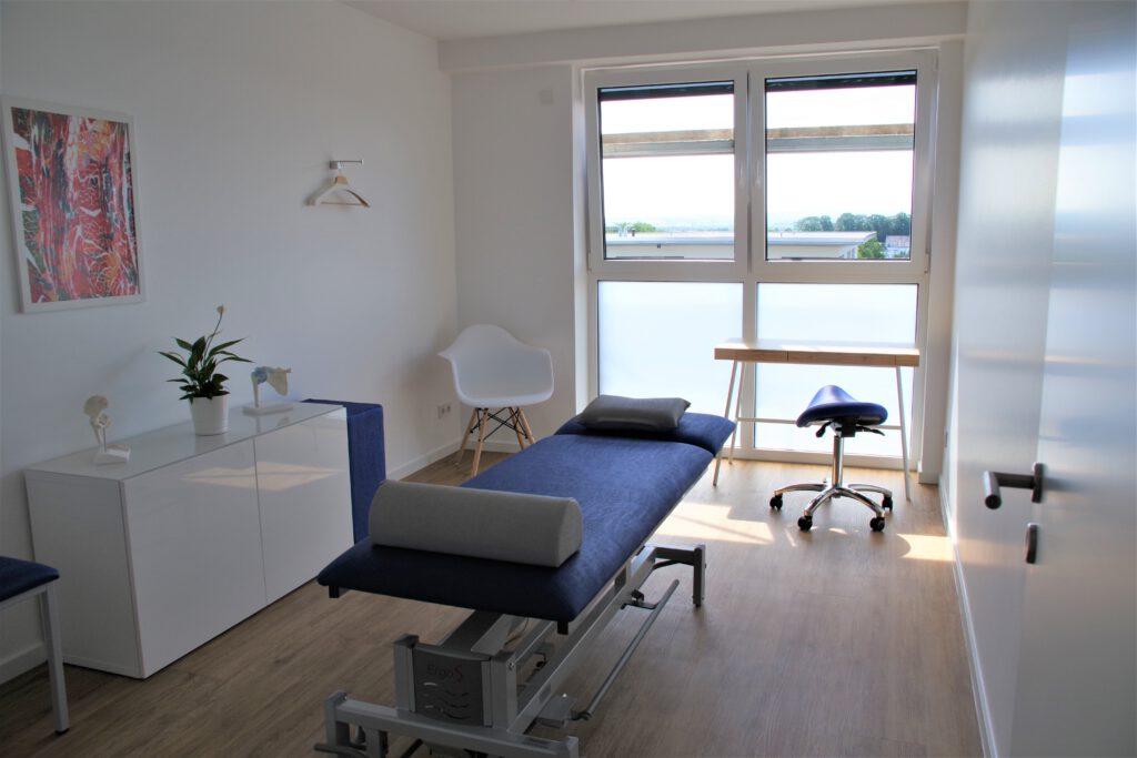 Praxisräume im Therapiezentrum Aachen